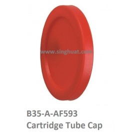 B35-A-AF593 SEALANT CARTRIDGE TUBE END COVER * Images are for illustrative purposes only *