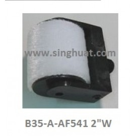 "B35-A-AF541 2""W ROLLER SEALANT NOZZLE * Images are for illustrative purposes only *"