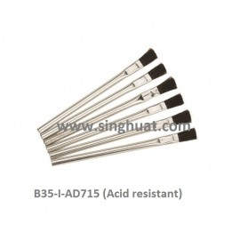 B35-I-AD715 ACID RESISTANT BRUSH * Images are for illustrative purposes only *