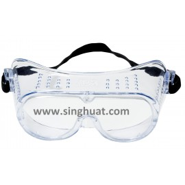3M - Model : 332 Imapct Safety Goggle * Images are for illustrative purposes only *