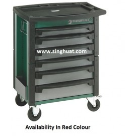 KM DELUXE TOOL TROLLEY 6 * Images are for illustrative purposes only*