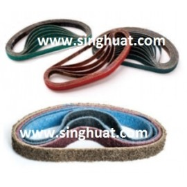 ENDLESS ABRASIVES BELT * Images are for illustrative purposes only *