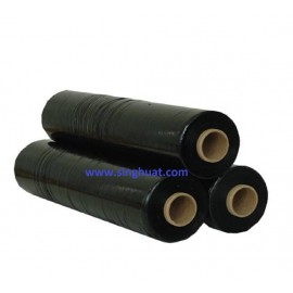 500MM X 3KG BLACK PALLET ( WRAP ) FILM * Images are for illustrative purposes only *