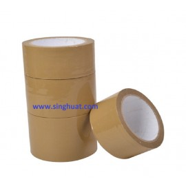 "2"" ( 48MM ) X 80 YARD BROWN OPP TAPE * Images are for illustrative purposes only *"