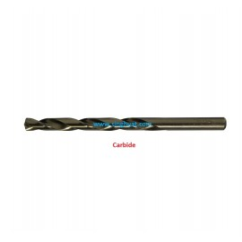 CARBIDE NUMBER JOBBER DRILL * Images are for illustrative purposes only*