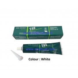 732 MULTI-PURPOSE SEALANT WHITE * Images are for illustrative purposes only *