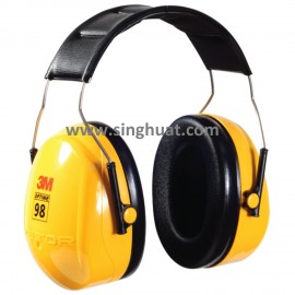 H9A 3M Over Head Earmuff * Images are for illustrative purposes only *
