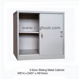 Half Height Steel Cabinet * Images are for illustrative purposes only *