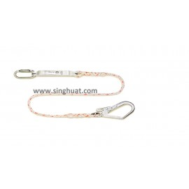 KB 706 Single Lanyard With Absorber * Images are for illustrative purposes only *