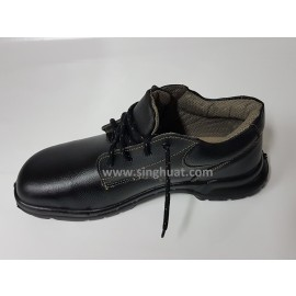 KWS 701 Full Grain Leather Laced Ankle Shoe ( PSB Approved ) * Images are for illustrative purposes only *
