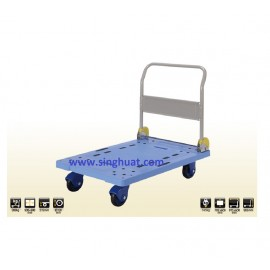 PF-301 PLASTIC HAND TROLLEY - 300KG * Images are for illustrative purposes only *