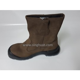 OWT 805KW Water Resistant Leather Pull-Up Boot ( PSB Approved ) * Images are for illustrative purposes only *