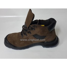 OWT 993KW Water Resistant Leather Laced-Up Boot ( PSB Approved ) * Images are for illustrative purposes only *