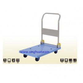 PB-101 PLASTIC HAND TROLLEY - 150KG * Images are for illustrative purposes only *