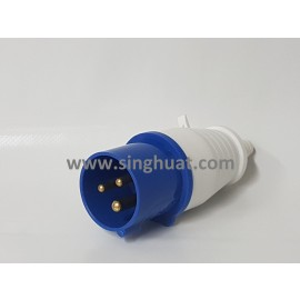 Industrial Plug * Images are for illustrative purposes only *