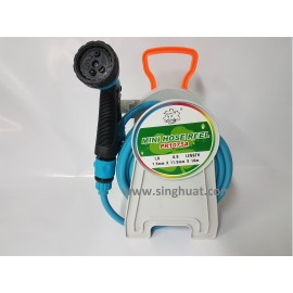 Water Hose With Reel * Images are for illustrative purposes only *