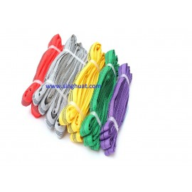 POLYESTER ROUND WEBBING LIFTING SLINGS ( ENDLESS LIFTING SLINGS )* Images are for illustrative purposes only*