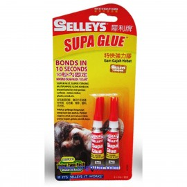 SUPA GLUE * Images are for illustrative purposes only *