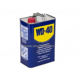 WD40 MULTI-USE ANTI RUST - GALLON * Images are for illustrative purposes only *